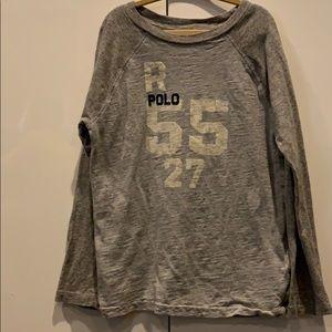 Boys size 6 Polo Ralph Lauren shirt